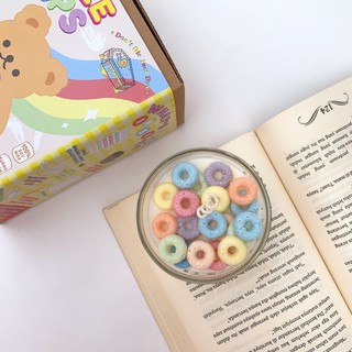 candle loops kit diy lilin aroma terapi cereal wangi lucu