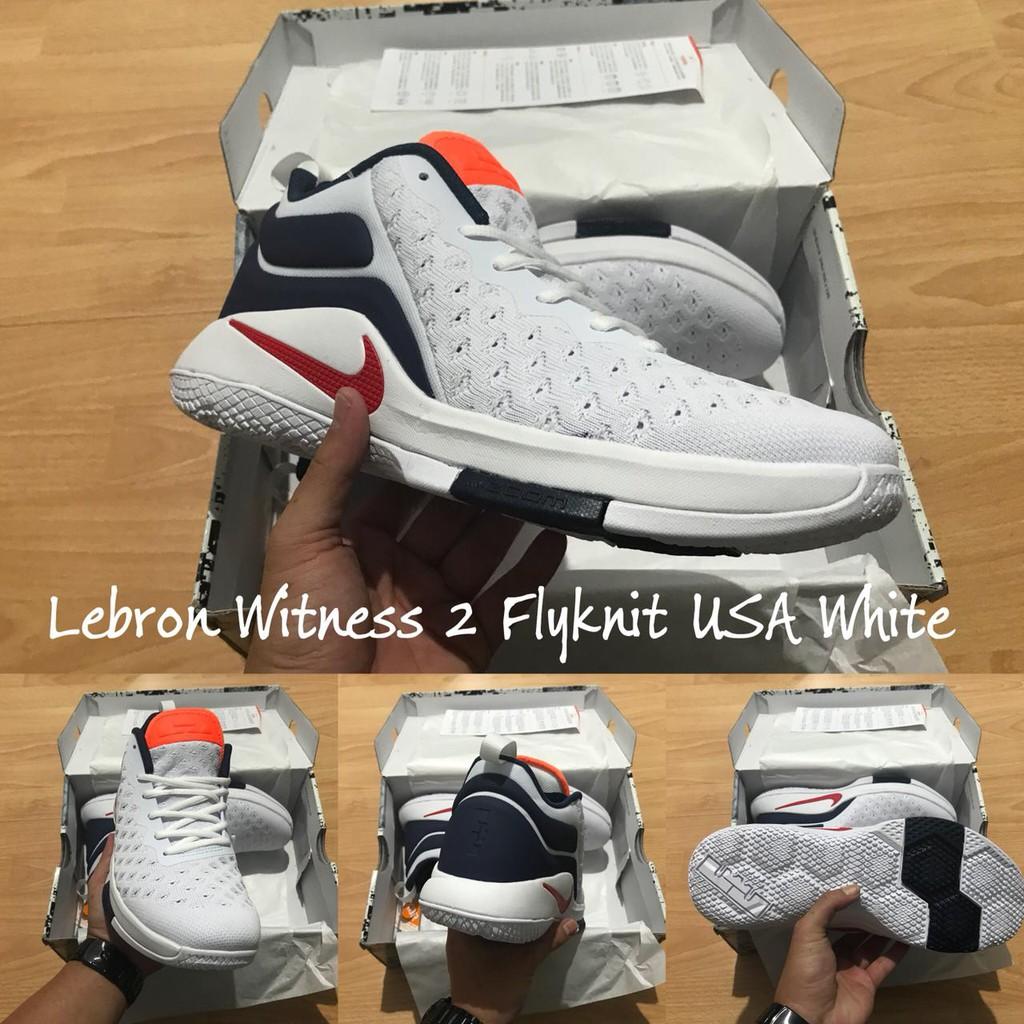 42994420f57 terbaik Sepatu Basket Nike PG 2 OKC home craze - Paul George 2 - kobe -  lebron - KD - curry