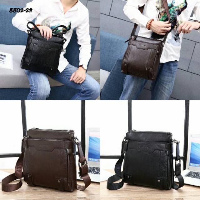 ac68a968adf Tas sling bag Bally premium quality 8802-2 | Shopee Indonesia