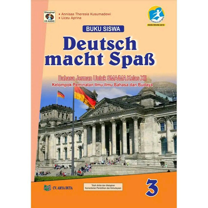 Bahasa Jerman Peminatan Sma Kelas Xii Kurikulum 2013 Revisi Arya Duta Shopee Indonesia