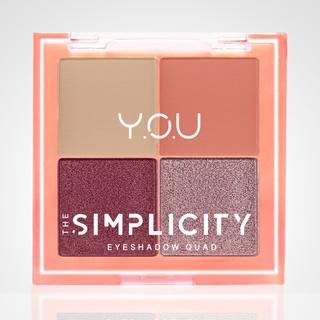 YOU The Simplicity Eyeshadow Quad thumbnail