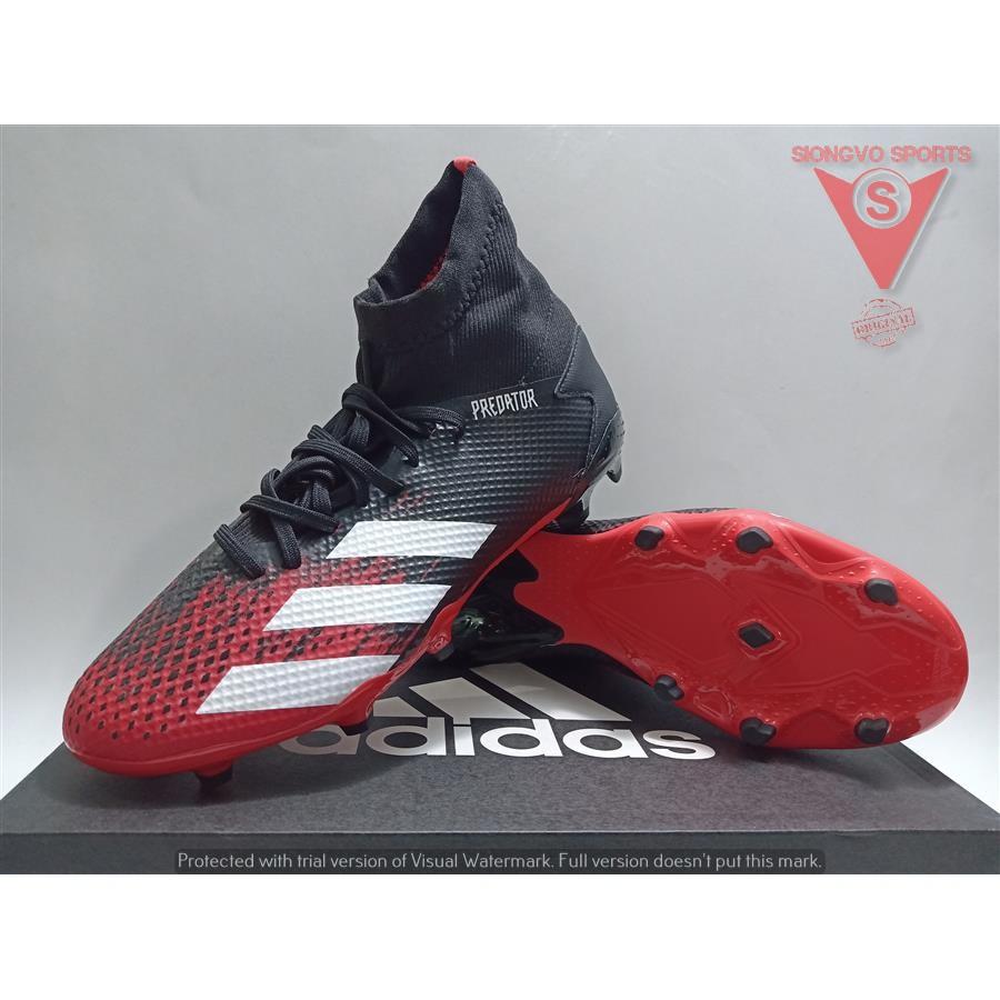 Sepatu Bola Anak Adidas Predator 20 3 Ll Fg J Original Ef1907