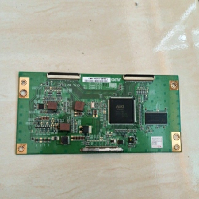 TCON BOARD TV LCD POLYTRON PLM3219 PLM 3219 AUO T315XW02 V9
