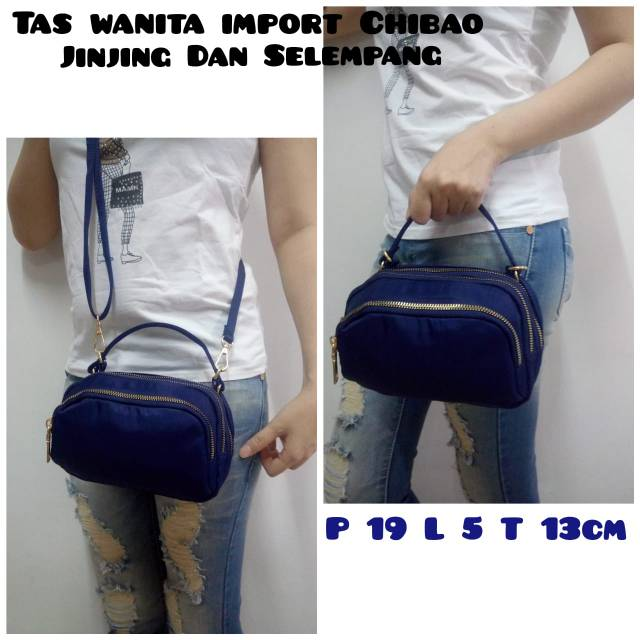 Tas Chibao 2in1 import best seller  595c3bb812
