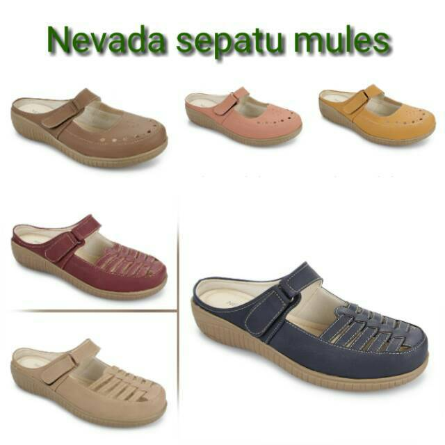 Nevada velcro flat shoes - sandal  abd079c947