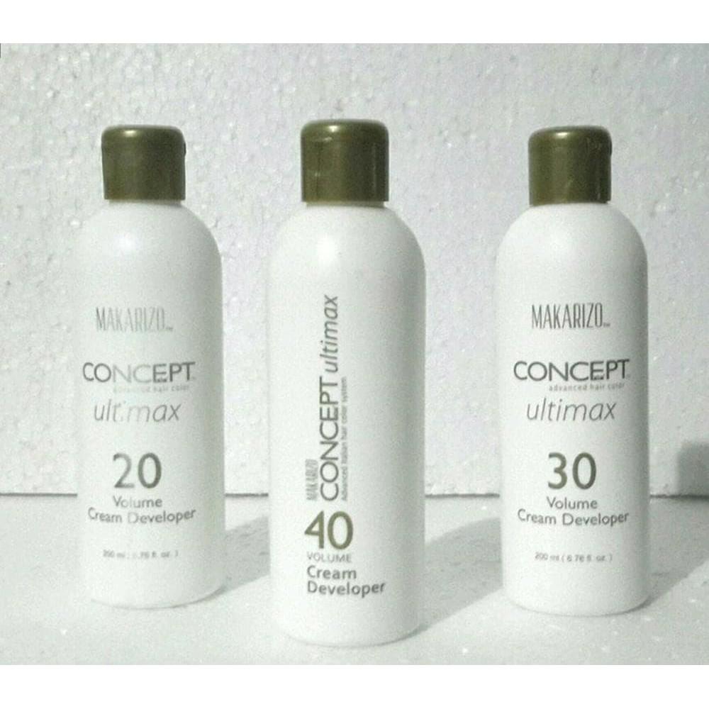 Makarizo Concept Ultimax Cream Developer Activator 1lt Shopee Bleaching Powder 500gr Indonesia