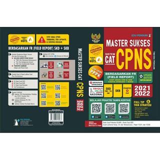 MASTER SUKSES CAT CPNS 2021-2022 UPDATE SUPERLENGKAP HOTS ...