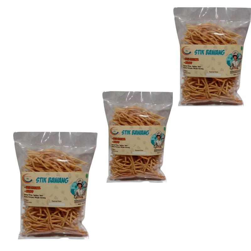 Alisya Food – Stik bawang cemilan enak Paket 3