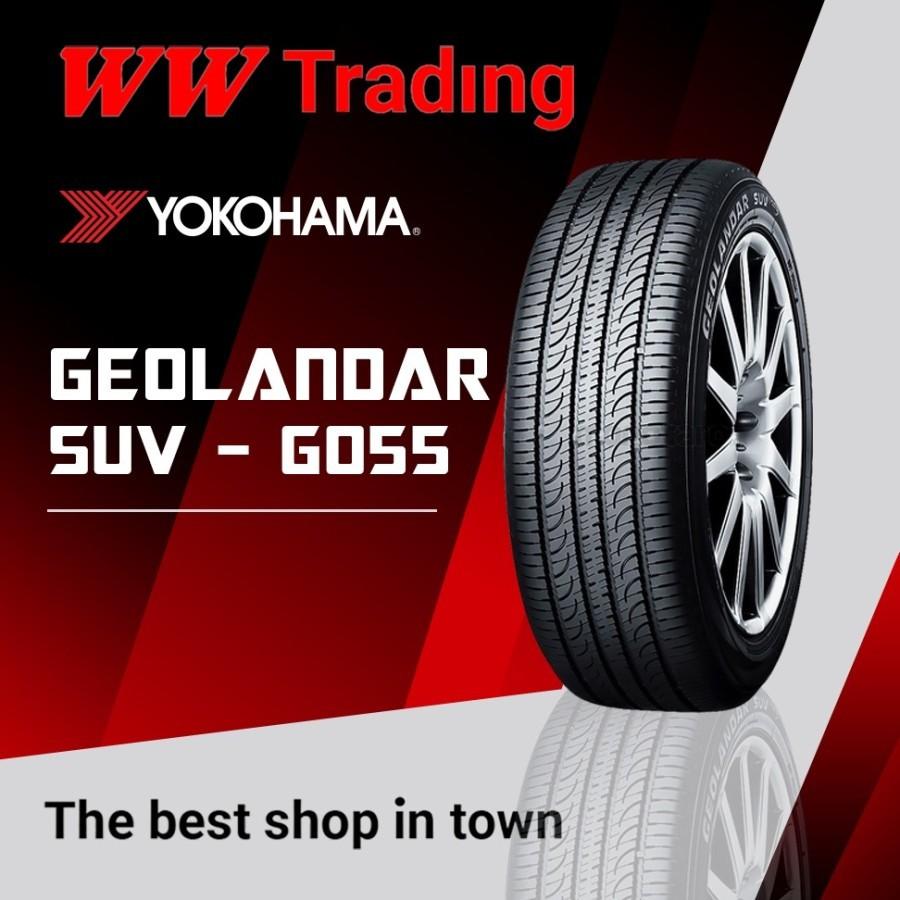 Yokohama Geolandar SUV G055 235/60 R16 / 235 60 16