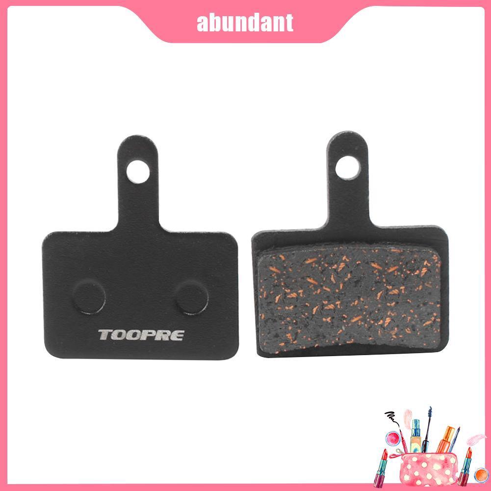 Mountain Bike Metal Disc Brake Pads for Shimano M446 355 395 BB5 TP-01B