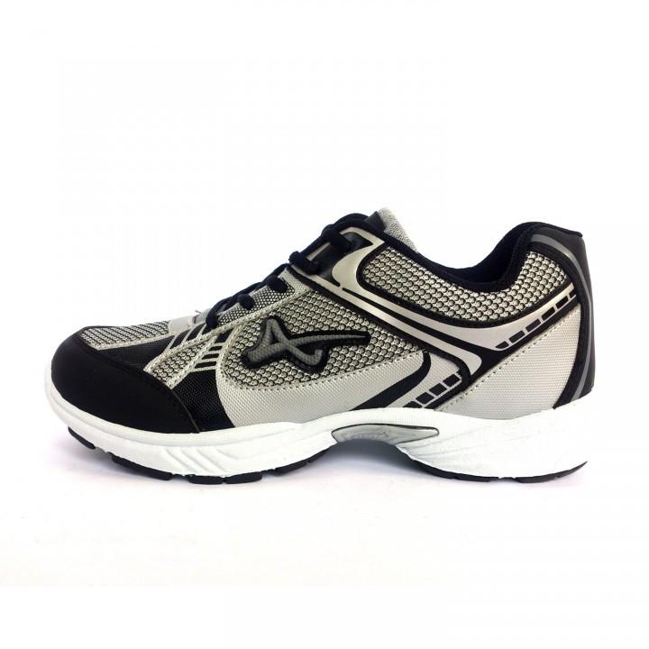 Pro ATT Original - MC 04 Silver Hitam - Sepatu Olahraga Pria - Sepatu Lari  Pria  0db977593e
