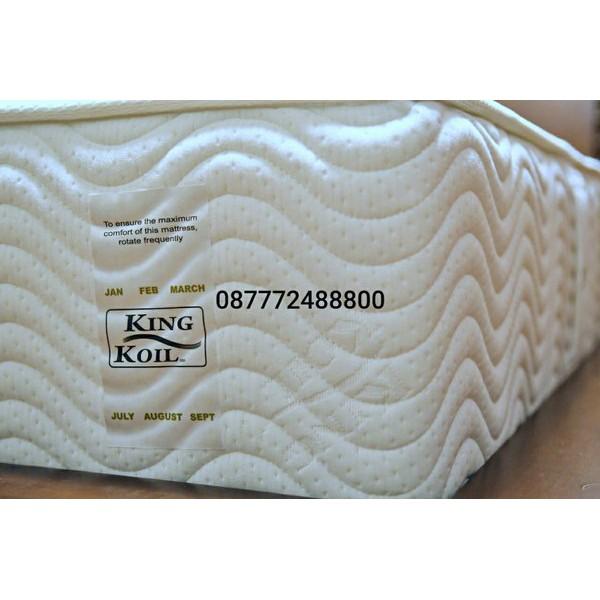 Kasur King Koil Spring Bed Elegant
