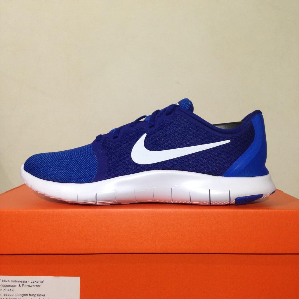 5ed681fa44cc Sepatu Running Lari Nike Flex Experience RN 7 Blue Void 908985-404 Original  BNIB