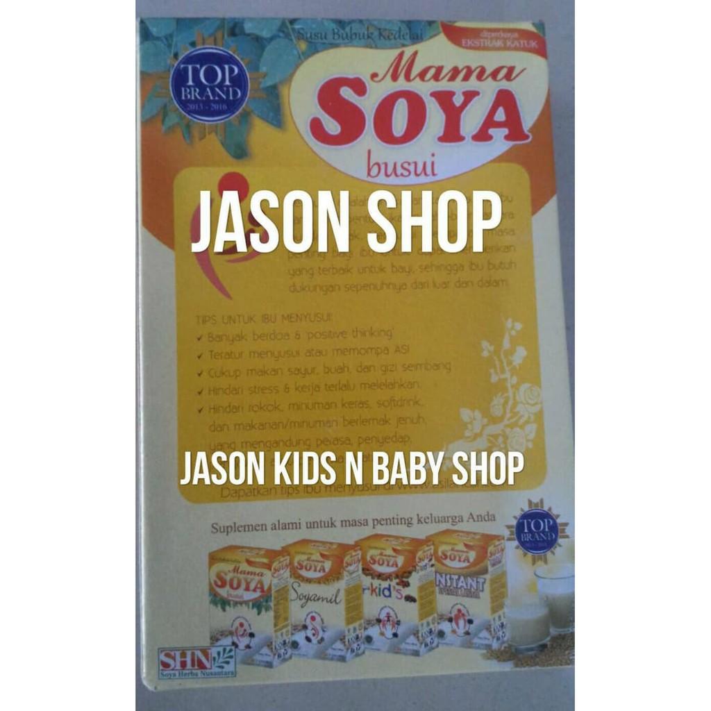 Mama Soya 200 gram Susu kedelai ibu menyusui Mama Soya 200 gram Berkualitas | Shopee Indonesia