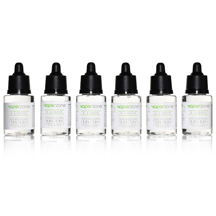 VaporFi American Red Tobacco E-Liquid 30ml Zero Nikotin