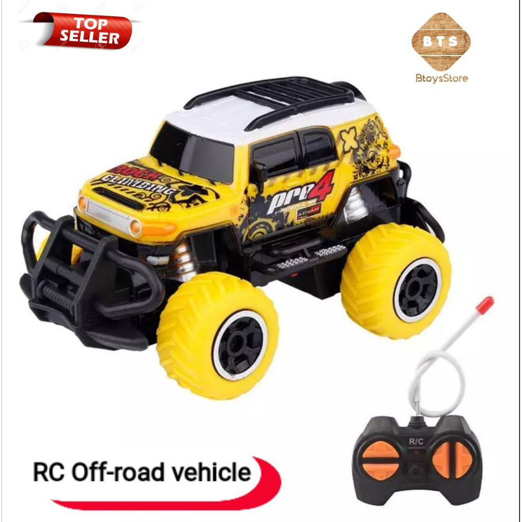 Mainan Anak Terbaru Mainan Mobil Remot Jeep Off Road Mainan Anak Laki Laki Rc Minicar Shopee Indonesia