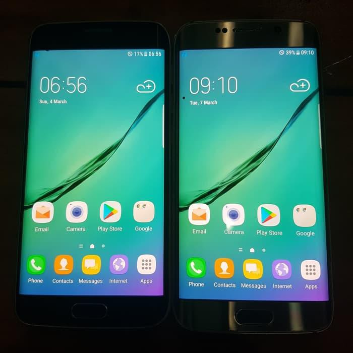 [Second/Bekas] Samsung S6 edge docomo 64gb Handphone/HP