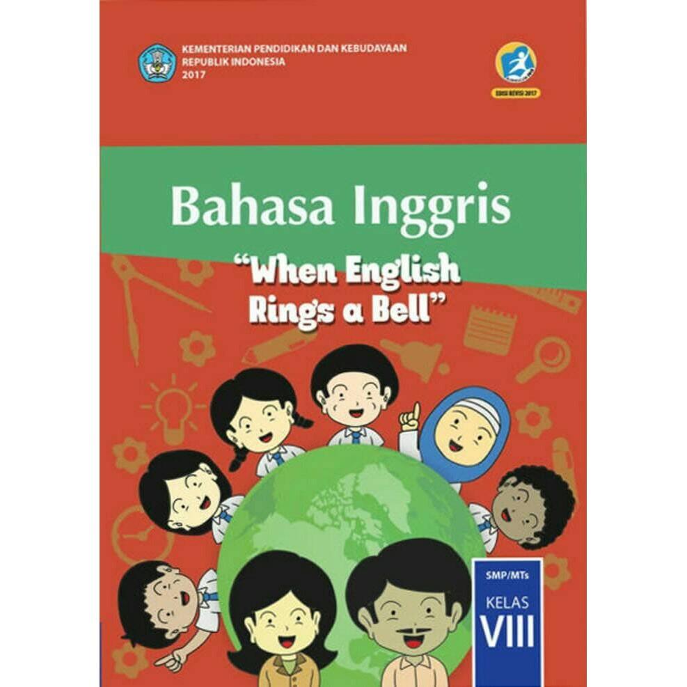 Buku Bahasa Inggris Kelas 4 Kurikulum 2013 Revisi 2017