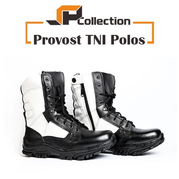Sepatu PDL Provost TNI Kulit Asli Type Jeruk Good Quality  c332bda835