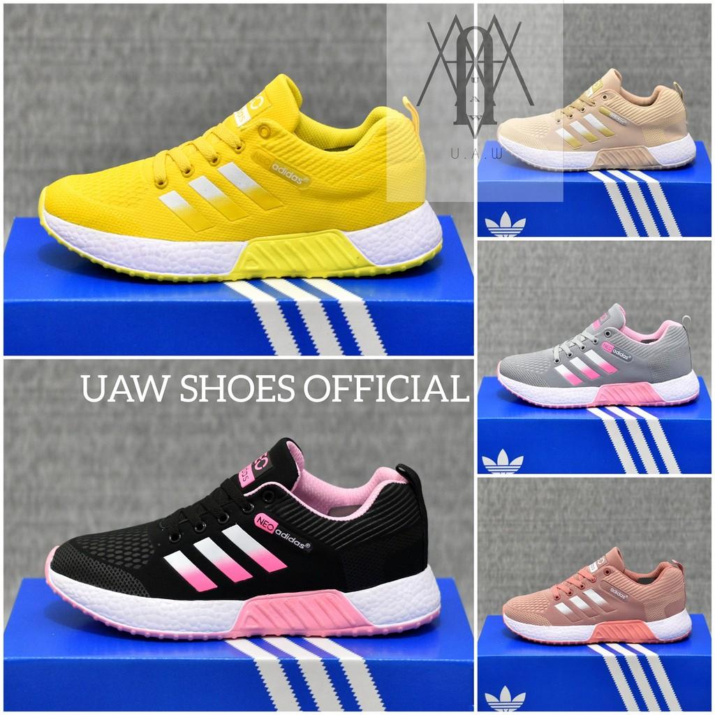 Terbaru Sepatu Wanita I Uawshoesofficial X Sepatu Adidas Neo