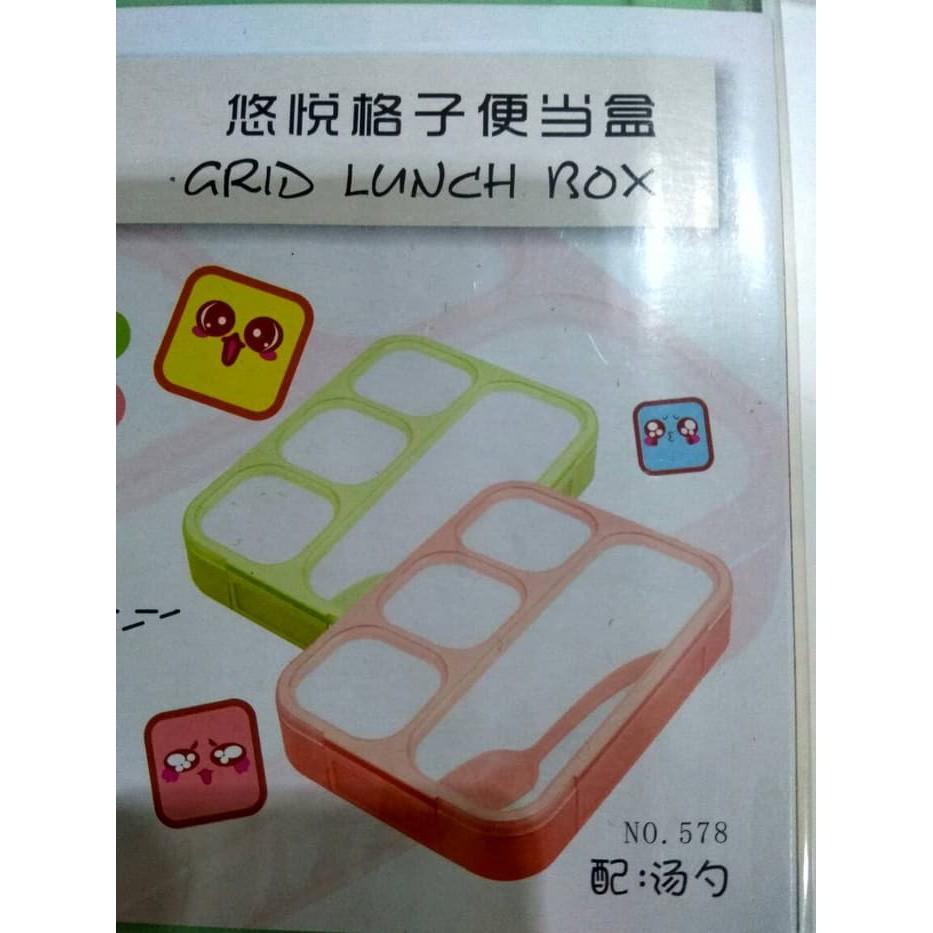 Lunch Box Yooyee Temukan Harga Dan Penawaran Lain Online Leakproof Lunchbox Mini 605 Kotak Makan 4 Sekat Anti Tumpah Biru Muda Terbaik Serba Serbi September 2018 Shopee Indonesia