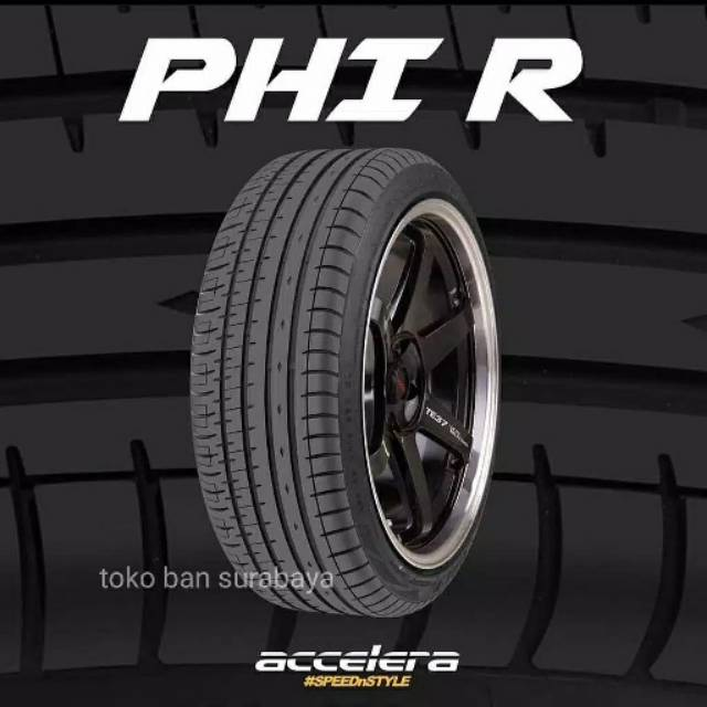 Ban Mobil 235/60 R16 Rush Terios accelera Phi R