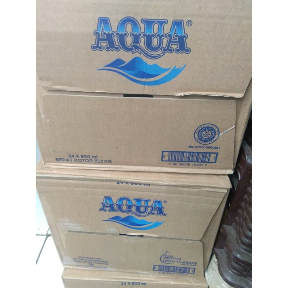 Aqua Air Mineral Botol 330ml 24pcs Shopee Indonesia 1500ml X 12pcs Jabodetabek