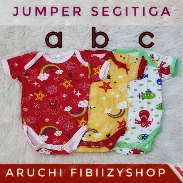 Aruchi Jumper Segitiga size SML