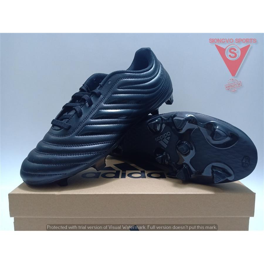 Sepatu Bola Adidas Copa 20 4 Fg Original G28527 Black 2020