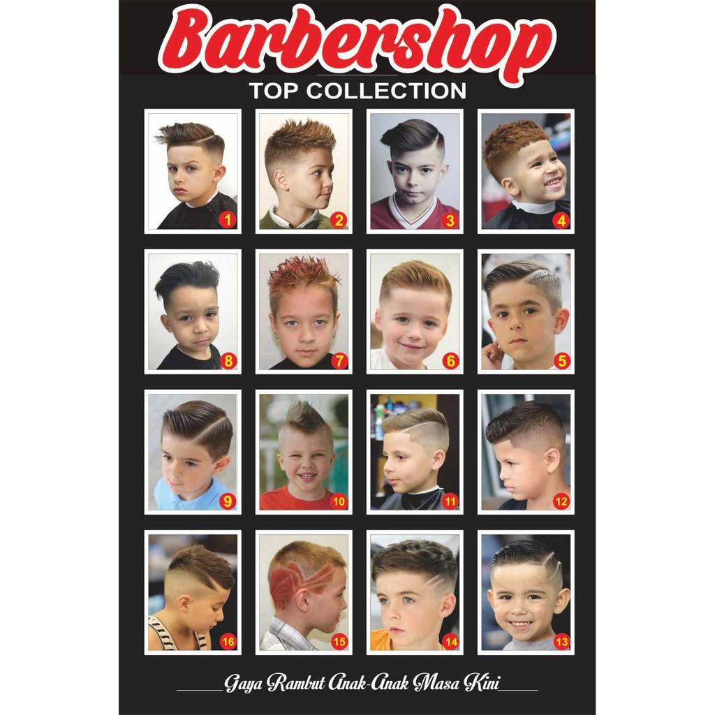 Gambar Gaya Rambut Pria Anak Remaja | Cahunit.com