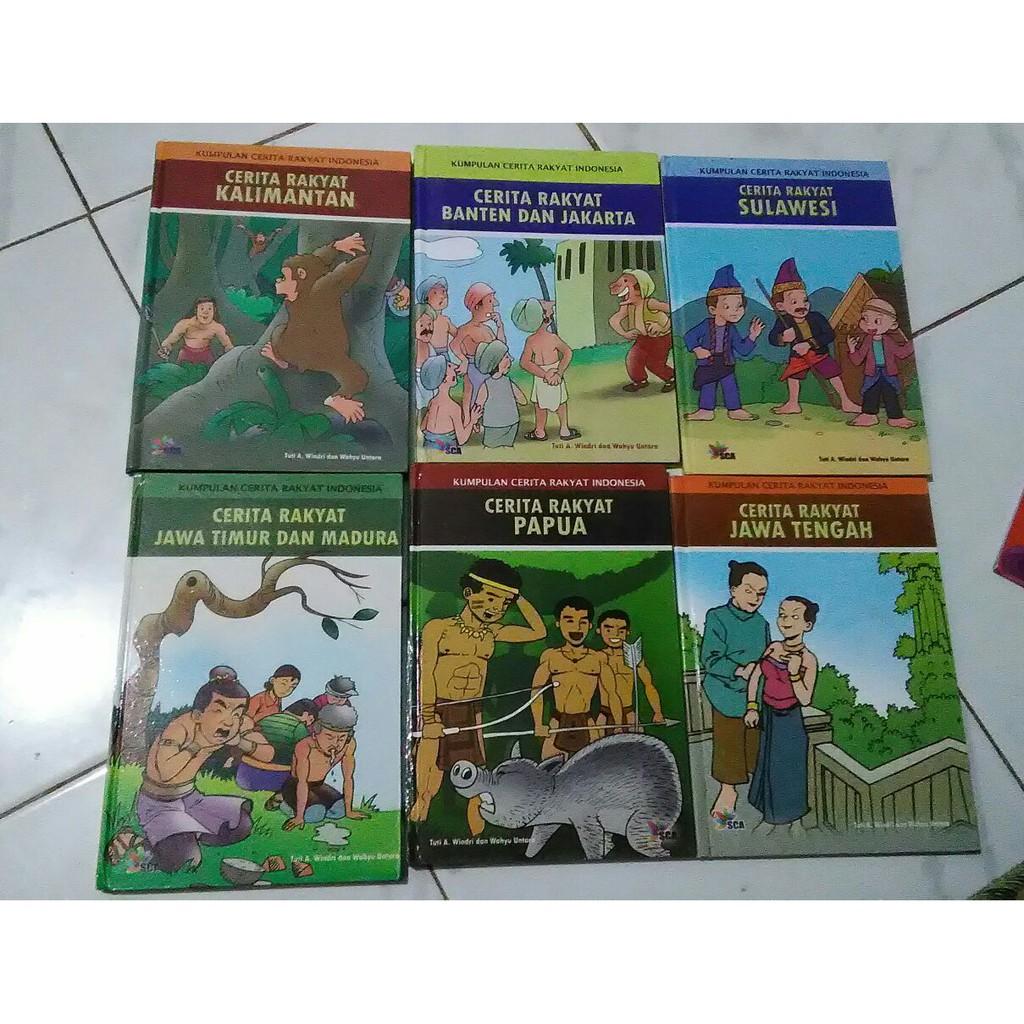 Kumpulan Cerita Rakyat Indonesia Shopee Indonesia