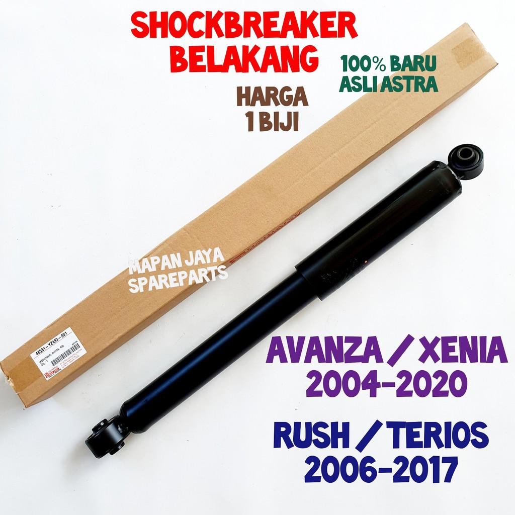 Shock Breaker Avanza Xenia Rush Terios Belakang Original Daihatsu Baru Shopee Indonesia