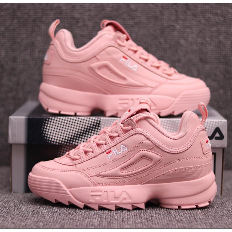 Sepatu olahraga wanita sepatu lari sepatu fila sepatu sneakers wanita sepatu  fila original  c825b57eb3