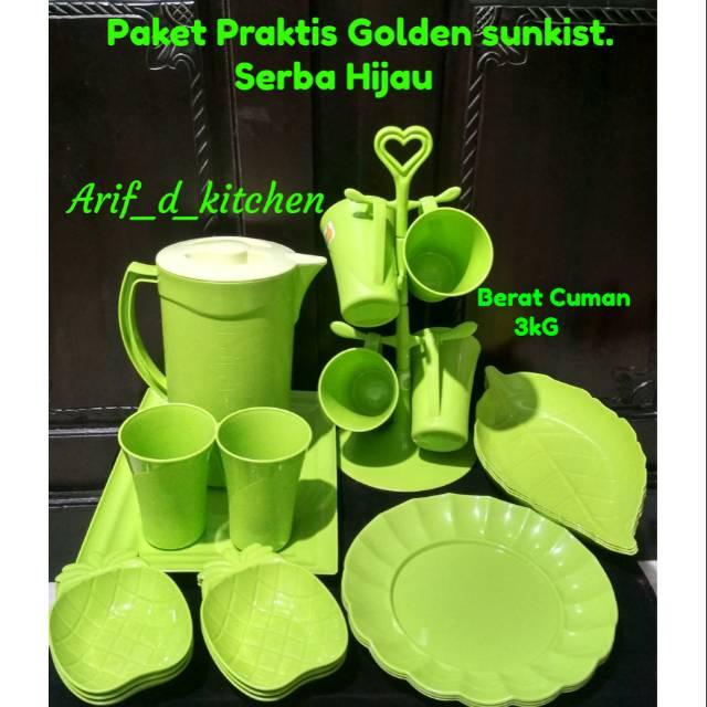 Paket Praktis Golden Sunkist Shopee Indonesia