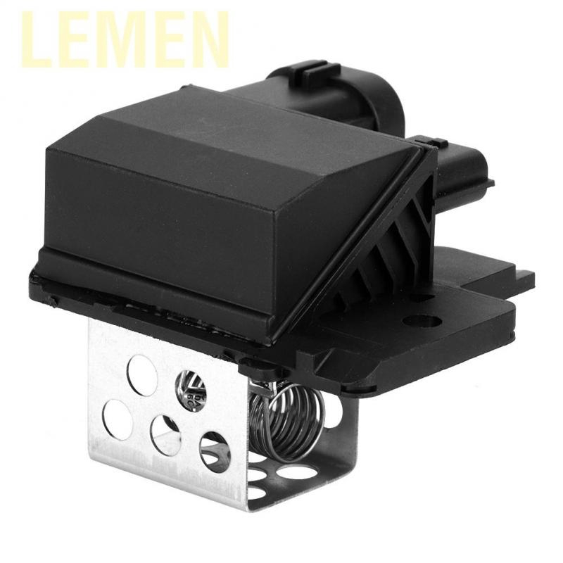 Aramox Blower Motor Resistor HVAC Blower Fan Motor Resistor A//C Blower Motor Resistor Fit for Honda Fit 2009-2012 79335-TF0-G01