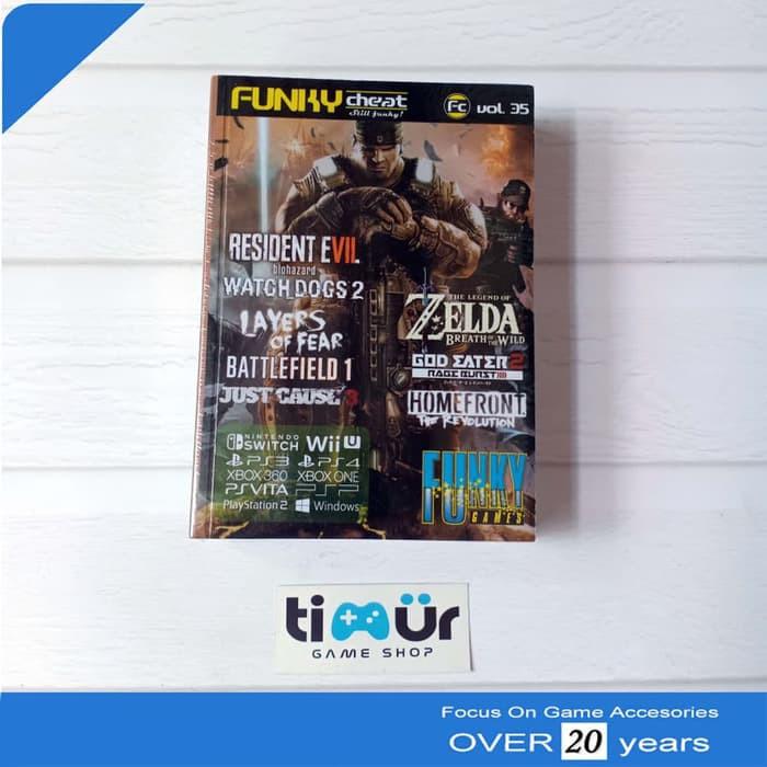Buku Cheat Kompliet Buku Curang Buku Kode Shopee Indonesia