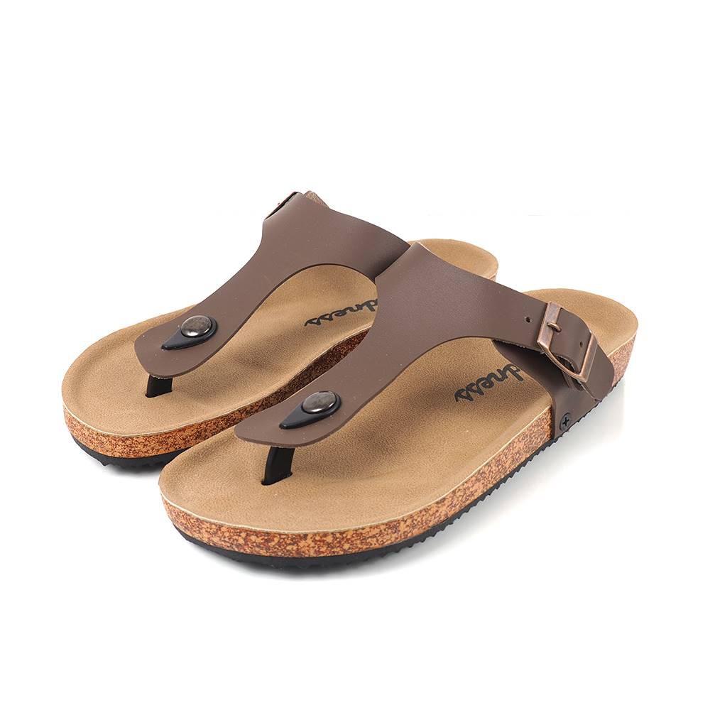 TERBARU Sendal casual cowok bahan kulit asli sol karet tidak licin sandal  Japit pria harley davidson  1c08a856d8