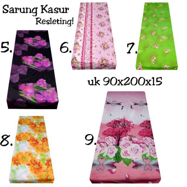 GROSIR SARUNG KASUR/ BUSA MONALISA PONY UKURAN 90, 100, 120x200 | Shopee Indonesia