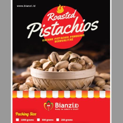 Buy1Get1 - INUTS Premium Pistachio Nut 120g / Kacang Pistachio Premium 120g | Shopee Indonesia