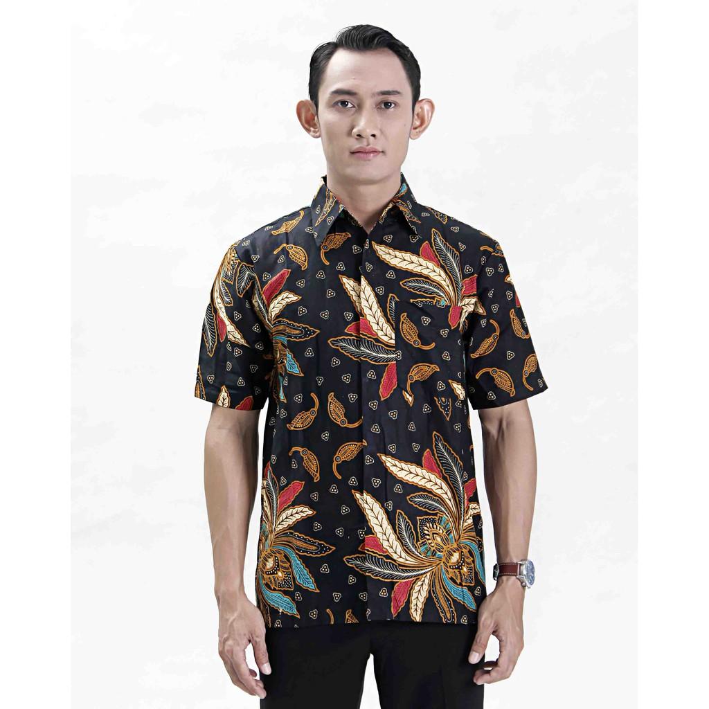 20 Desain Baju Batik Pendek | Desaprojek