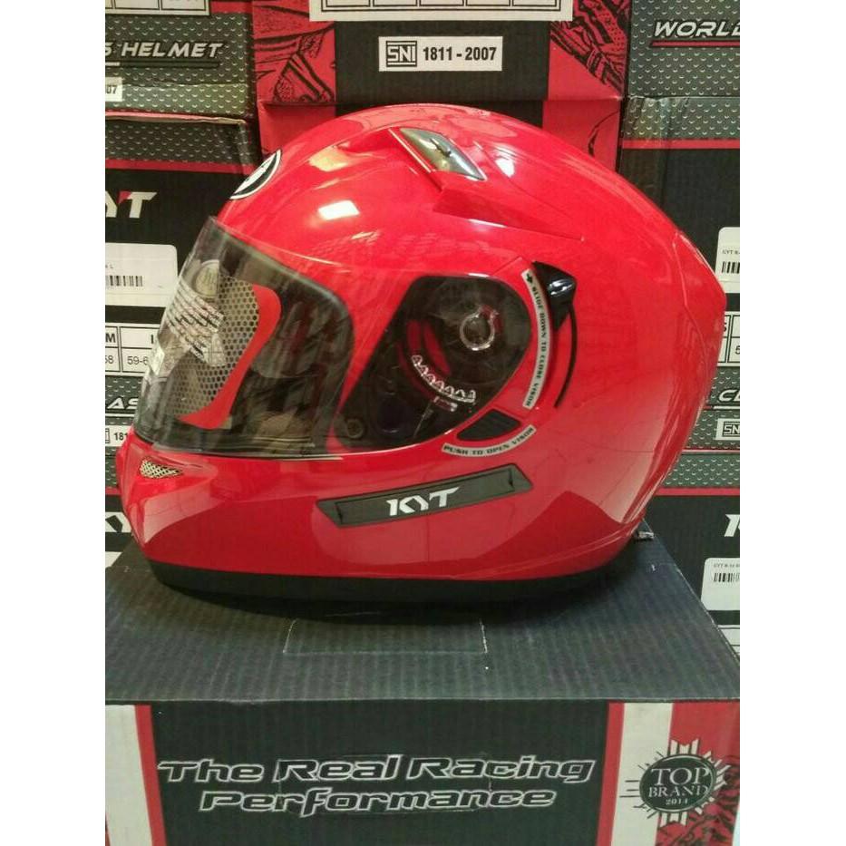 Rachet Original Kyt Rc7 K2 Rider R10 Cek Harga Terkini Dan Dudukan Pegangan Kaca Untuk Helm Rc Seven V2r R8 Matic Veron Mds Victory Visor