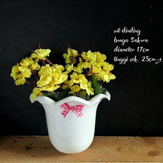 Buket bunga mawar plastik palsu dekorasi rumah cafe  a999a10b13