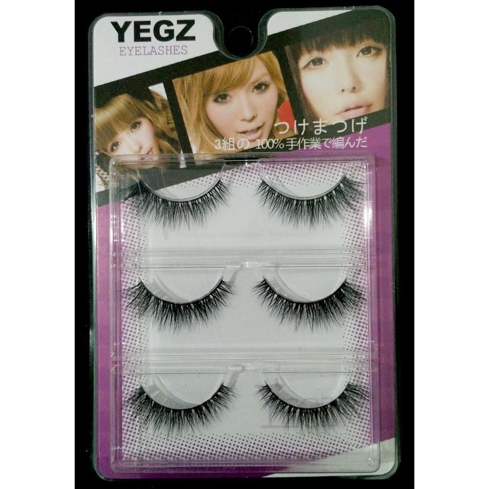Promo Bulu Mata Palsu False Eyelash Fashion Eye Beauty Putty Blink Charm Eyelashes Sweet Classic 3
