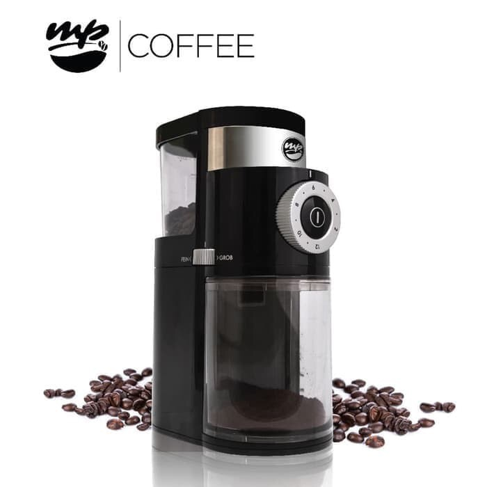 Coffee Grinder Grinder Kopi Mayaka Premium CG-5235 MEC