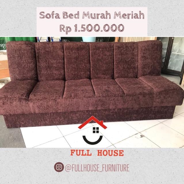 Meriah Bed Murah Cocok Sofa Di Apartment Untuk Bagus CedBox