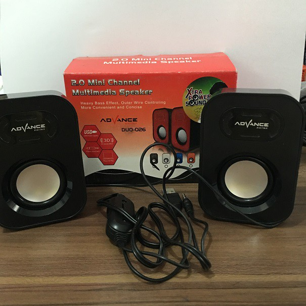 Buruan Speaker Salon Mini Aktif Advance Suara Mantap Suara Bass Bagus Murah Trendi | Shopee Indonesia