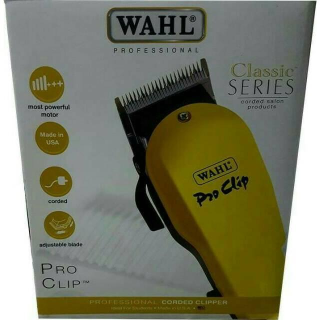 Alat cukur rambut cliper.WAHL SUPER TAPER USA. KUALITAS DAN MUTU TERJAMINER  JAMIN  2e690a4ed5