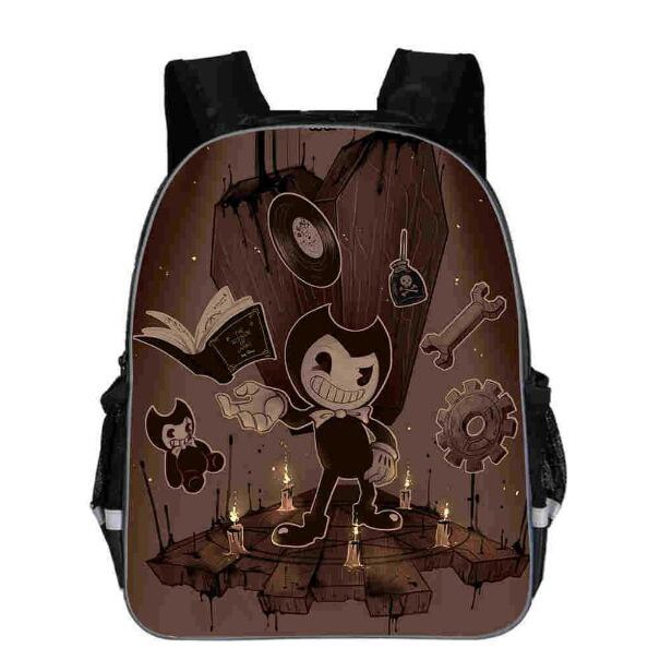 Game Identity V 3D Print backpack Kids Boys Schoolbag Travel Bag Laptop Mochila