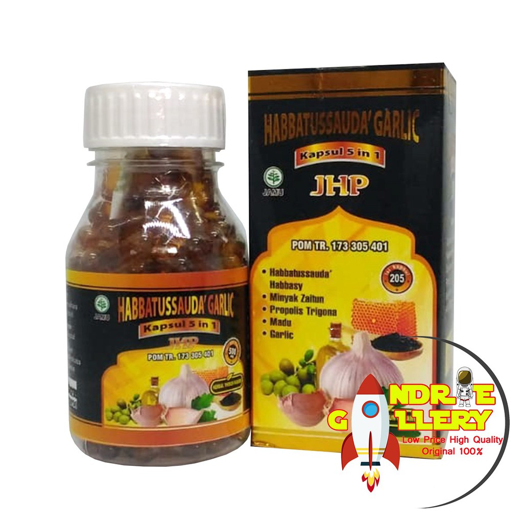 Minyak Habbatussauda Pure Habbasy Pondok Herbal Isi 200 Kapsul Shopee Indonesia