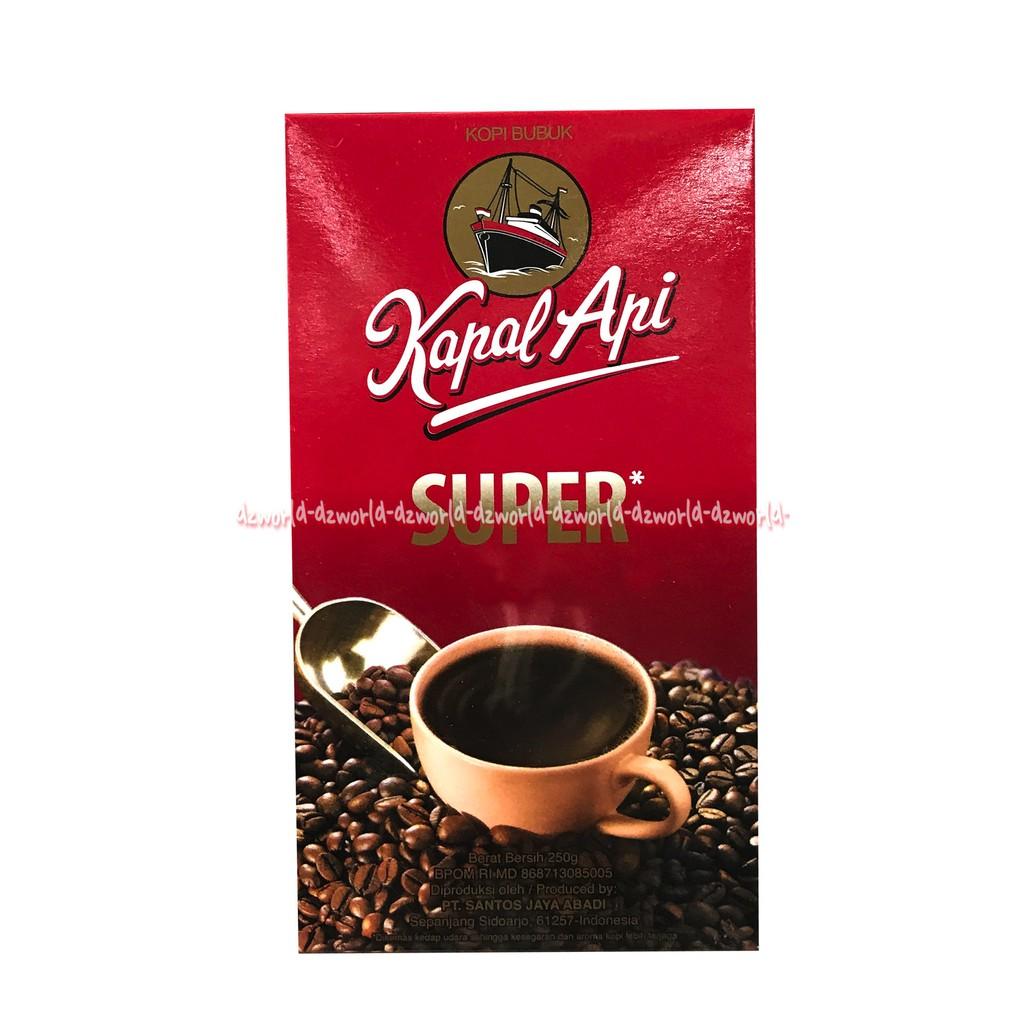 Kapal Api Special Mix KapalApi Kopi Gula Instan Kopi Hitam 10sachet   Shopee Indonesia